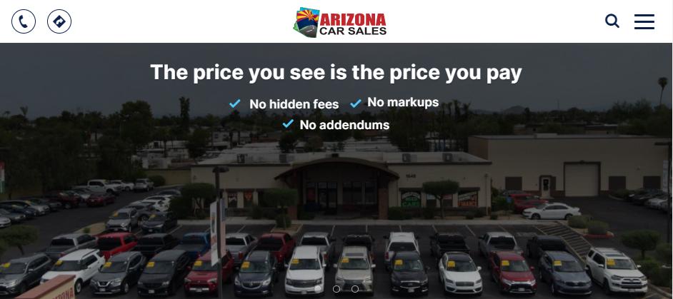 Great Car Dealerships in Mesa