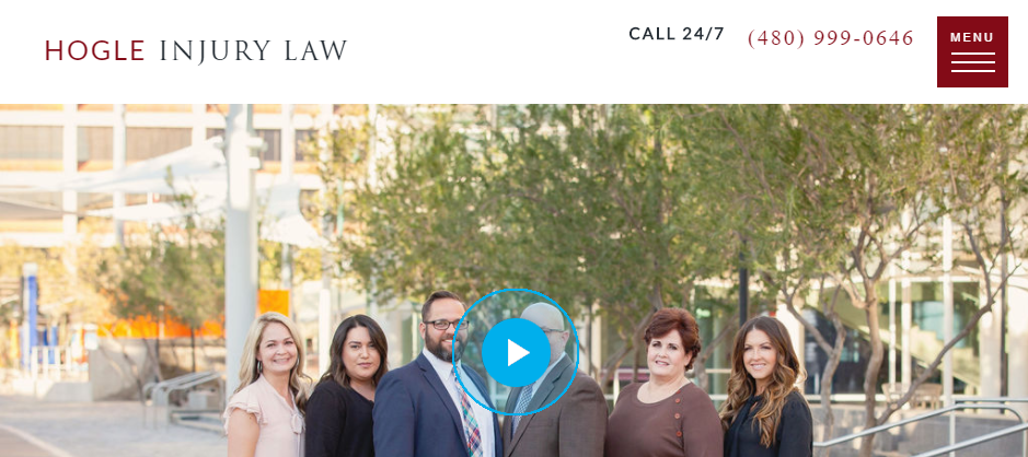 Reliable Personal Injury Attorneys in Mesa