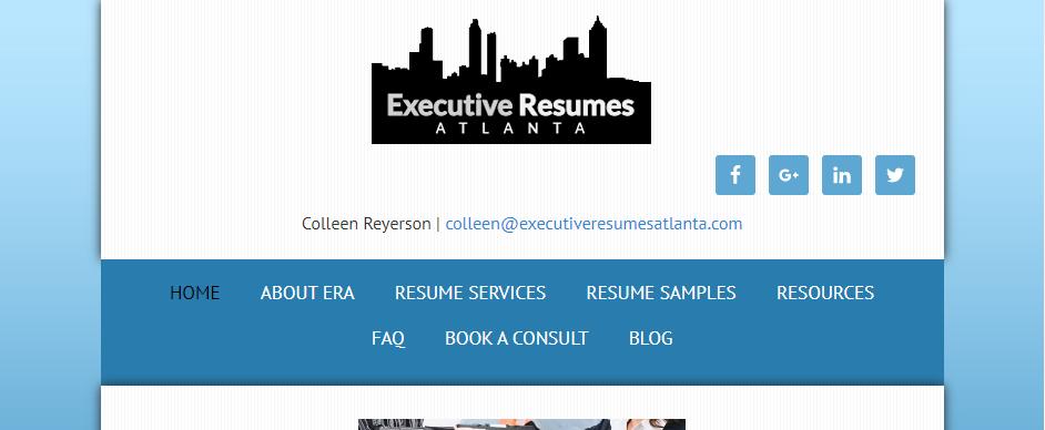 Affordable Resume Help in Atlanta