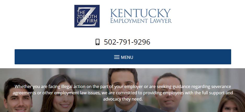 Adept Employment Attorneys in Louisville
