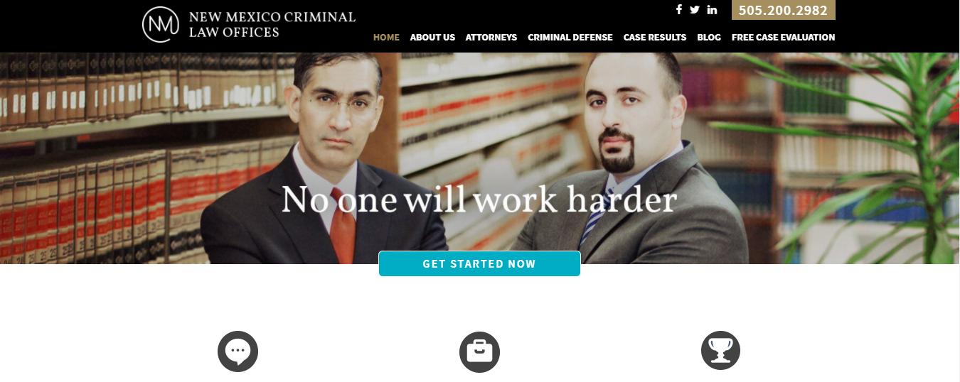 hardworking Drunk Driving Attorneys in Albuquerque