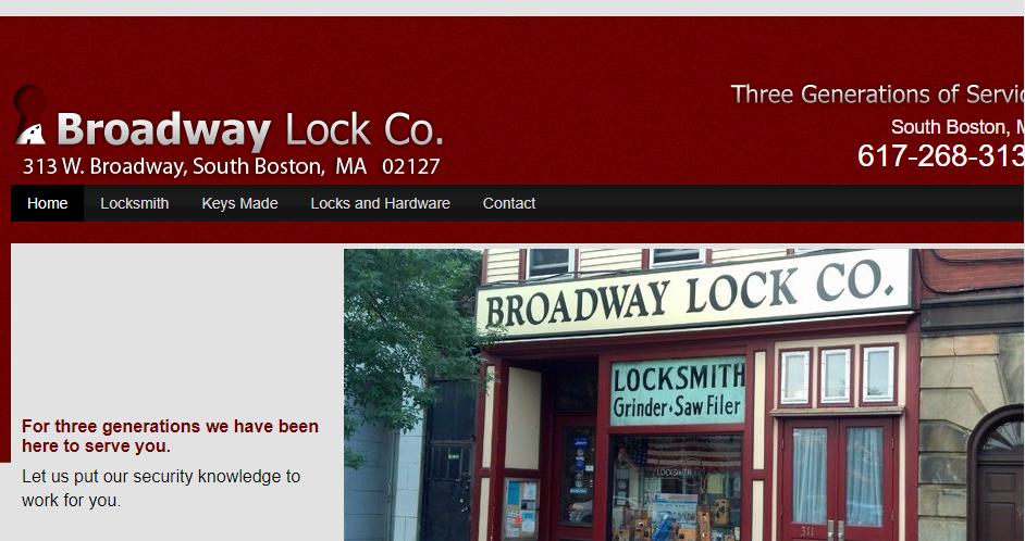 Reliable Locksmiths in Boston