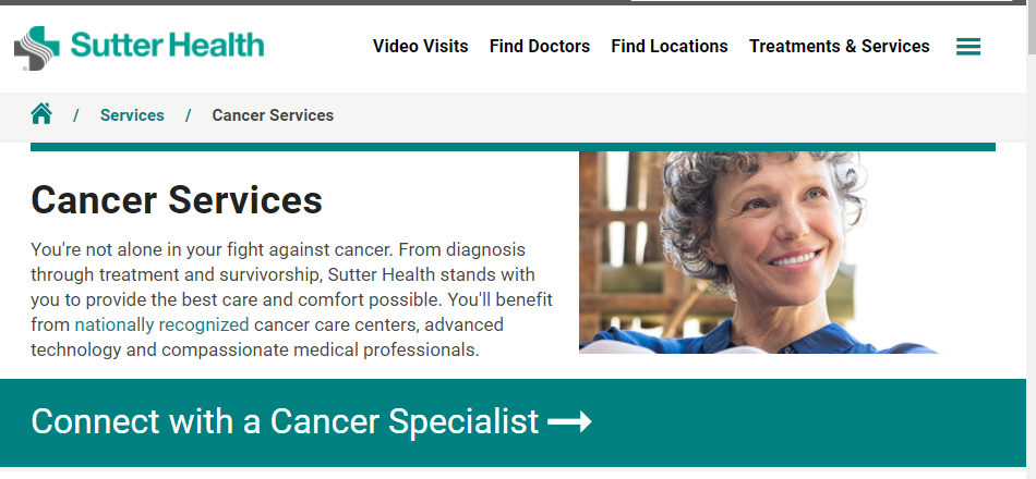 Reliable Oncologists in Sacramento