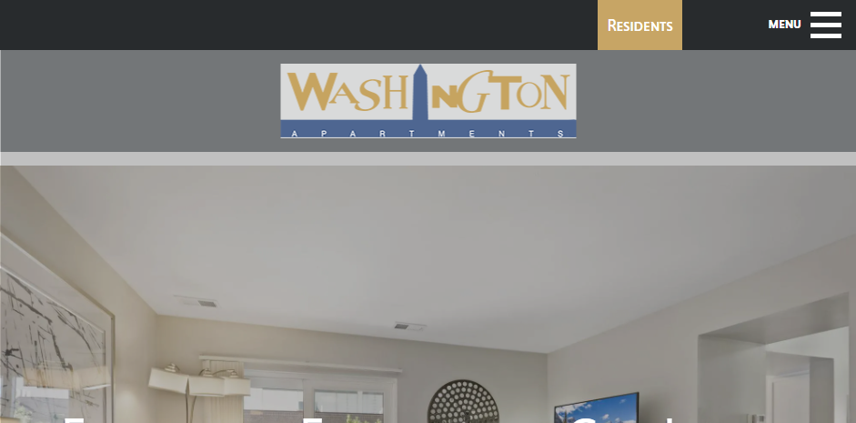 Affordable Apartments for Rent in Washington