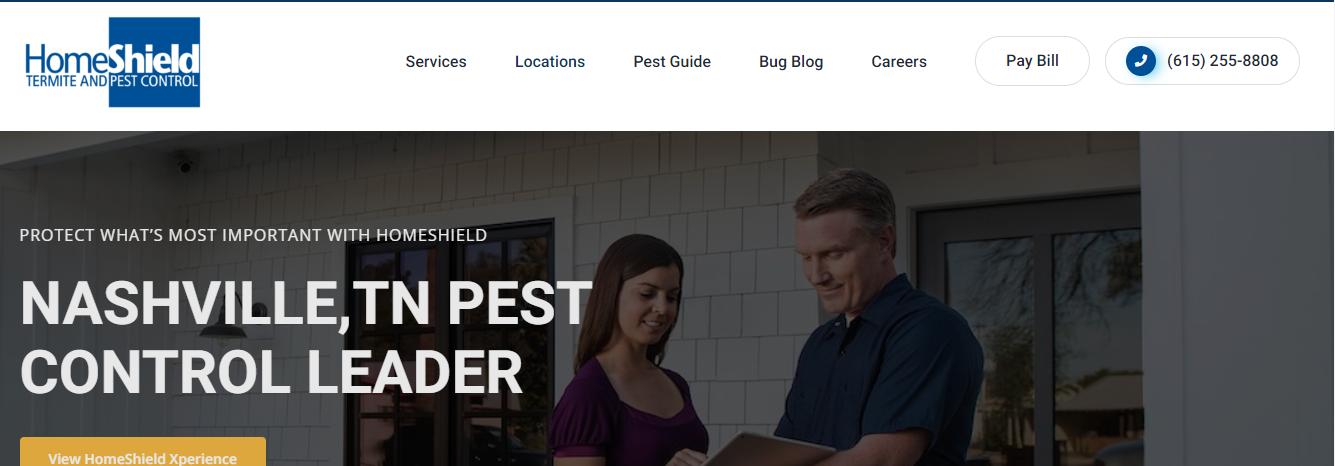 efficient Pest Control Companies in Nashville