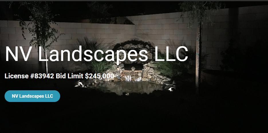Straightforward Landscaping Companies in Las Vegas