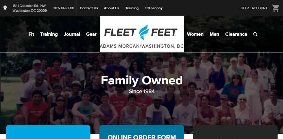 Quality Sports Goods in Washington
