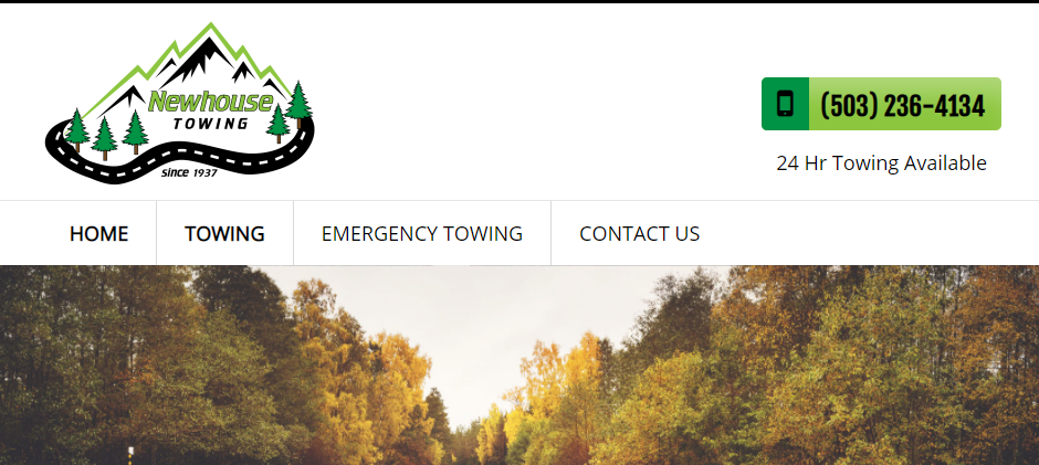 Dependable Towing Services in Portland