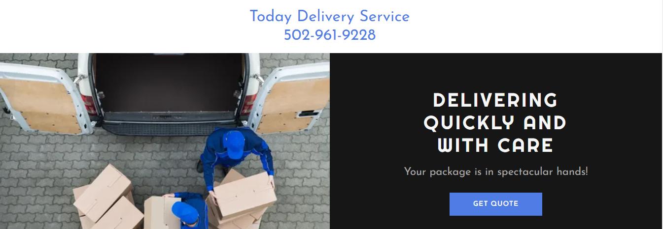 hardworking Courier Services in Louisville