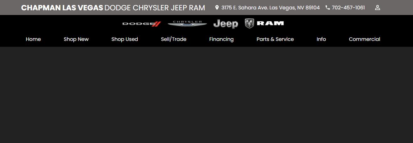 quick Jeep Dealers in Las Vegas