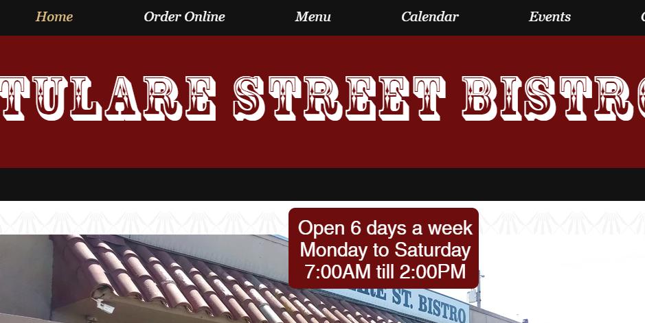 Great Takeout Restaurants in Fresno