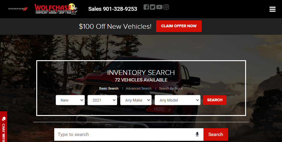 Good Jeep Dealers in Memphis