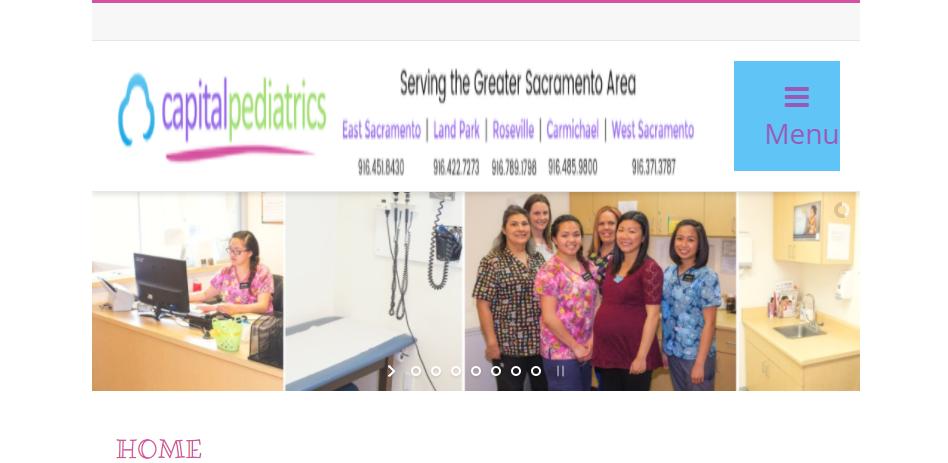 Reliable Pediatricians in Sacramento