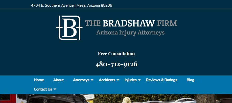 Effective Personal Injury Attorneys in Mesa