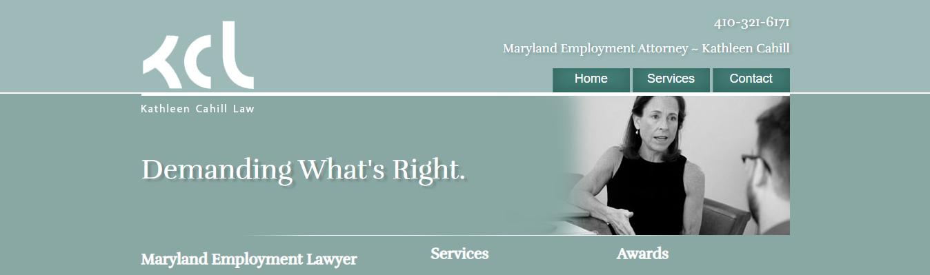 dedicated Unfair Dismissal Attorneys in Baltimore