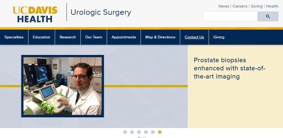 Professional Urologists in Sacramento