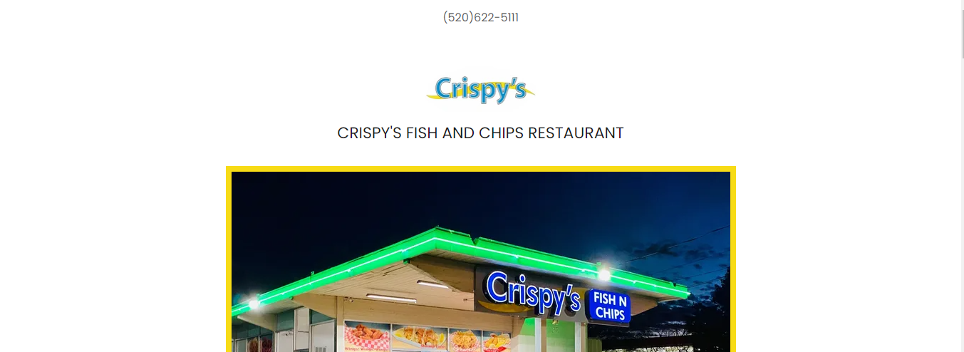 premier Fish and Chips in Tucson