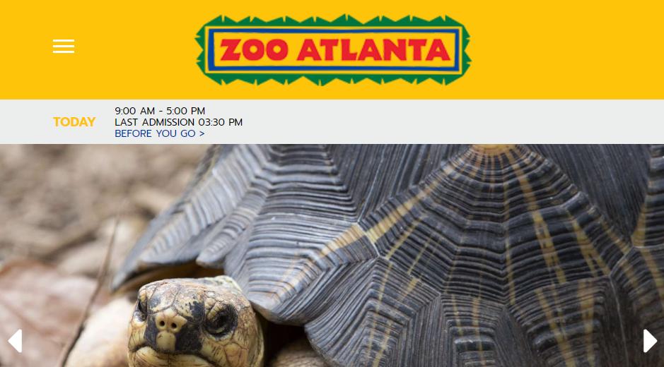 Preferable Aquariums and Zoos in Atlanta