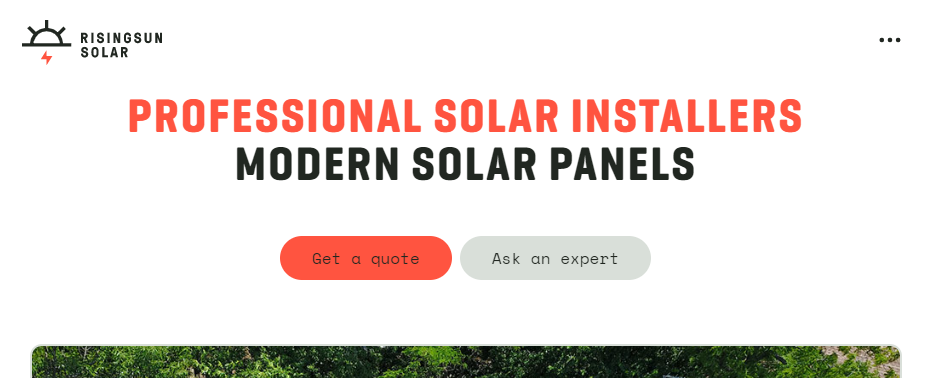 Finest Solar Panels in St. Louis, MO