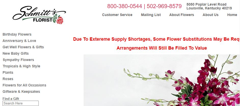 Proficient Florists in Louisville