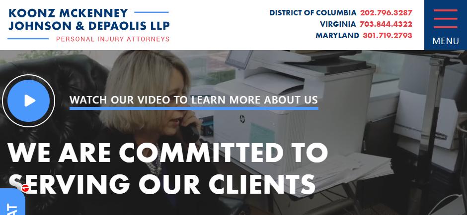 Great Compensation Attorneys in Washington