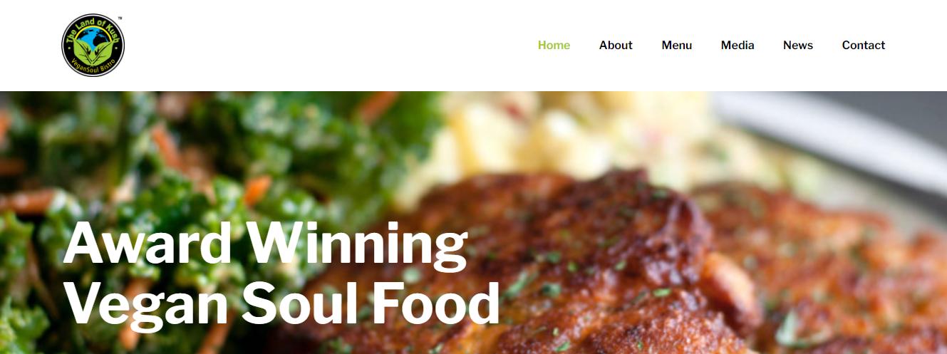 award-winning Vegan Restaurants in Baltimore