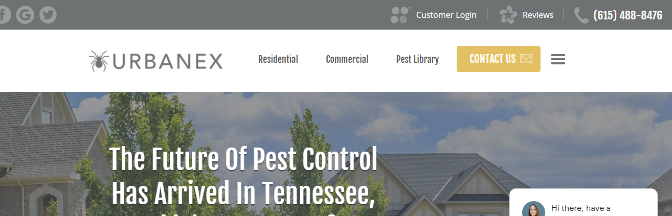 affordable Pest Control Companies in Nashville
