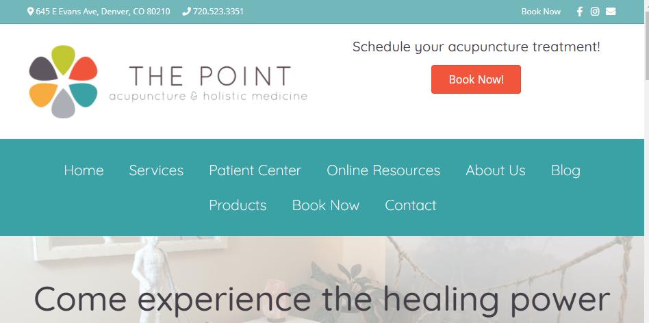 Safe Acupuncture in Denver