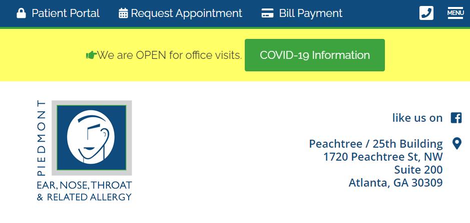 Reliable Otolaryngologists in Atlanta