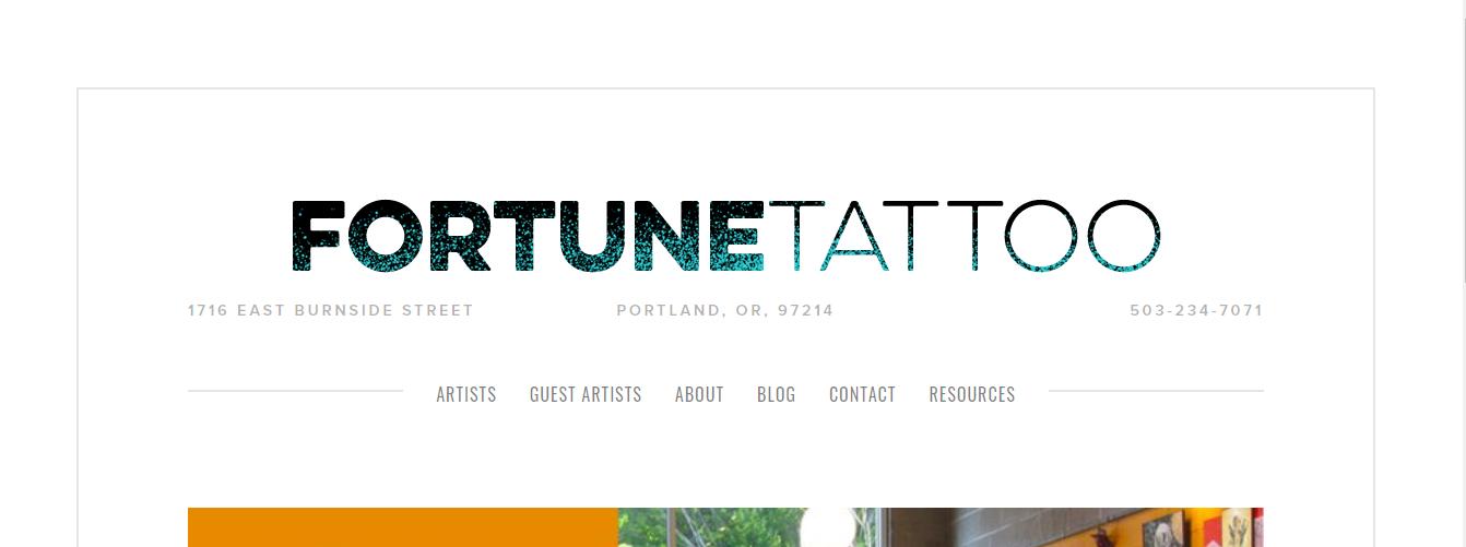creative Tattoo Artists in Portland