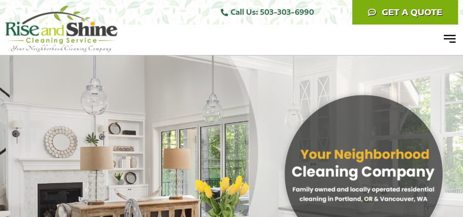 Skilled House Cleaning Services in Portland