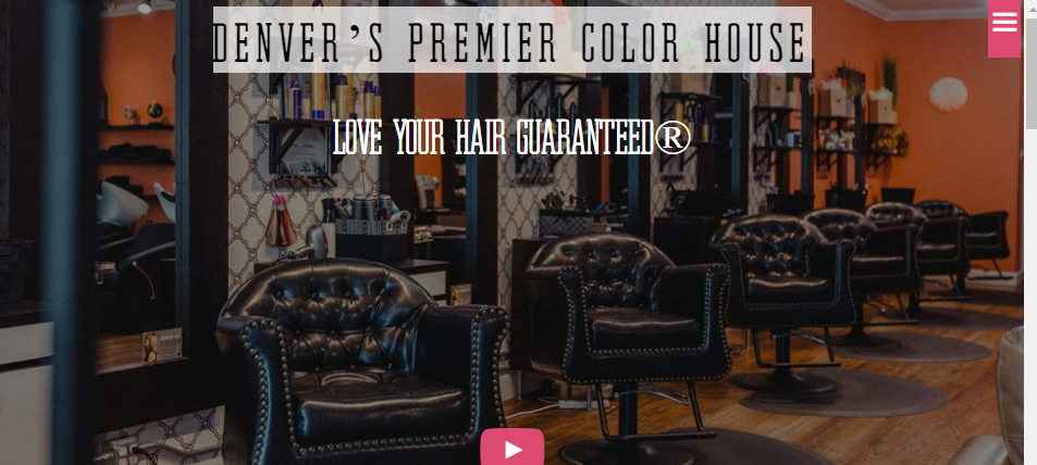 Expert Hairdressers in Denver