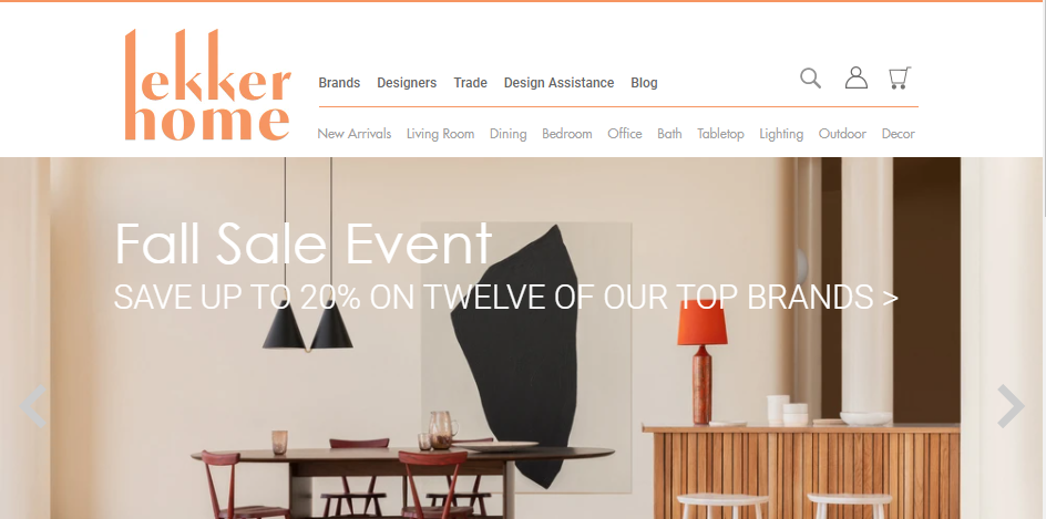 Relaible Furniture Stores in Boston