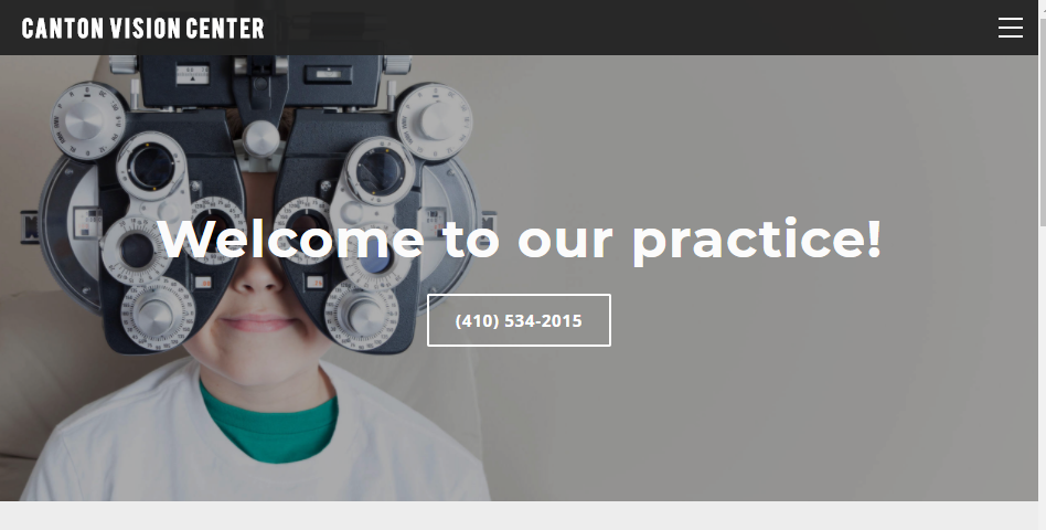 Specialized Optometrists in Baltimore