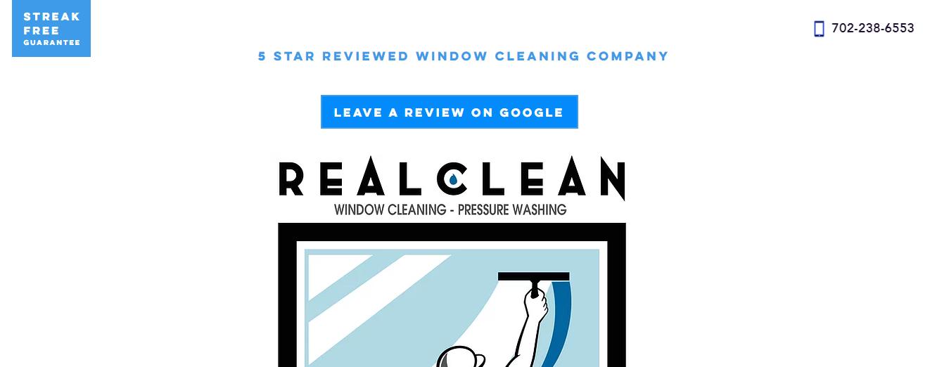 streak-free Window Cleaners in Las Vegas