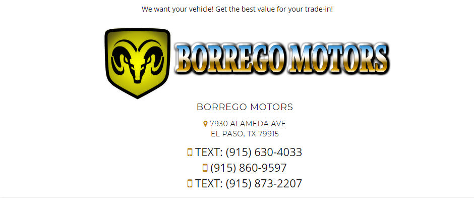 Reliable Toyota Dealers in El Paso