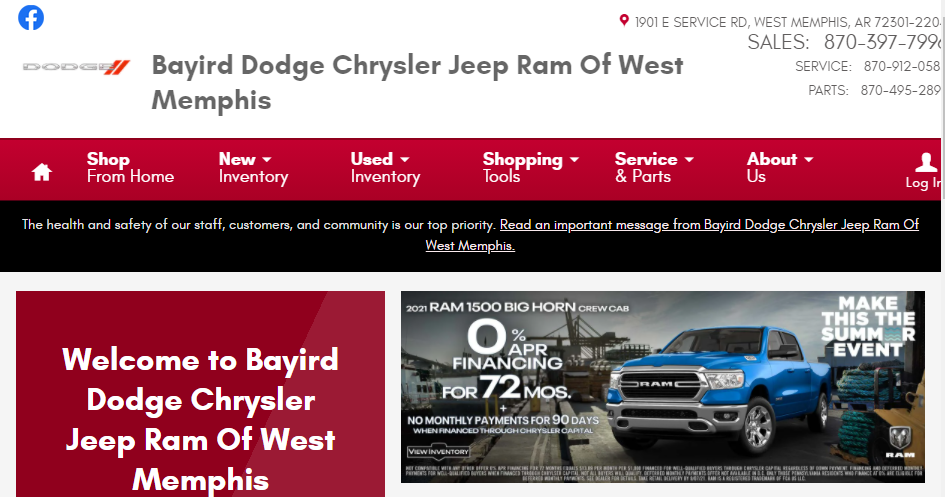 Reliable Jeep Dealers in Memphis