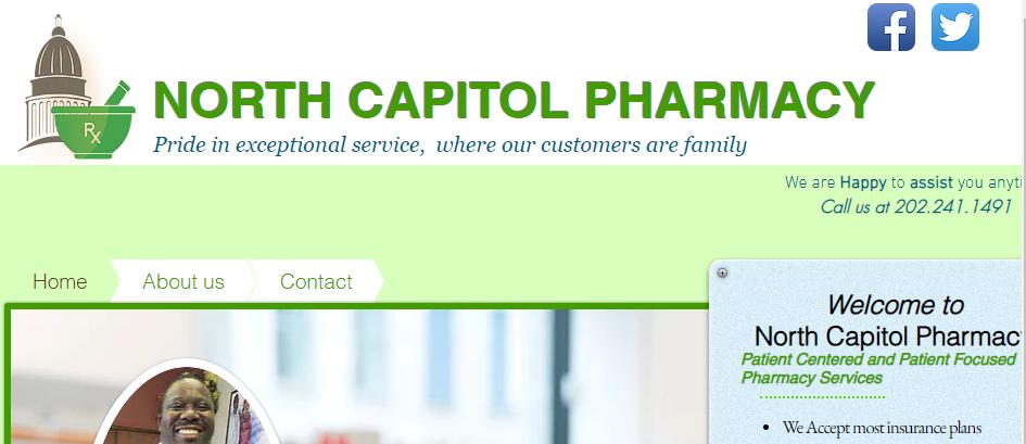 Reliable Pharmacy Shops in Washington