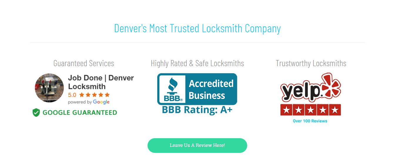 experienced Locksmiths in Denver