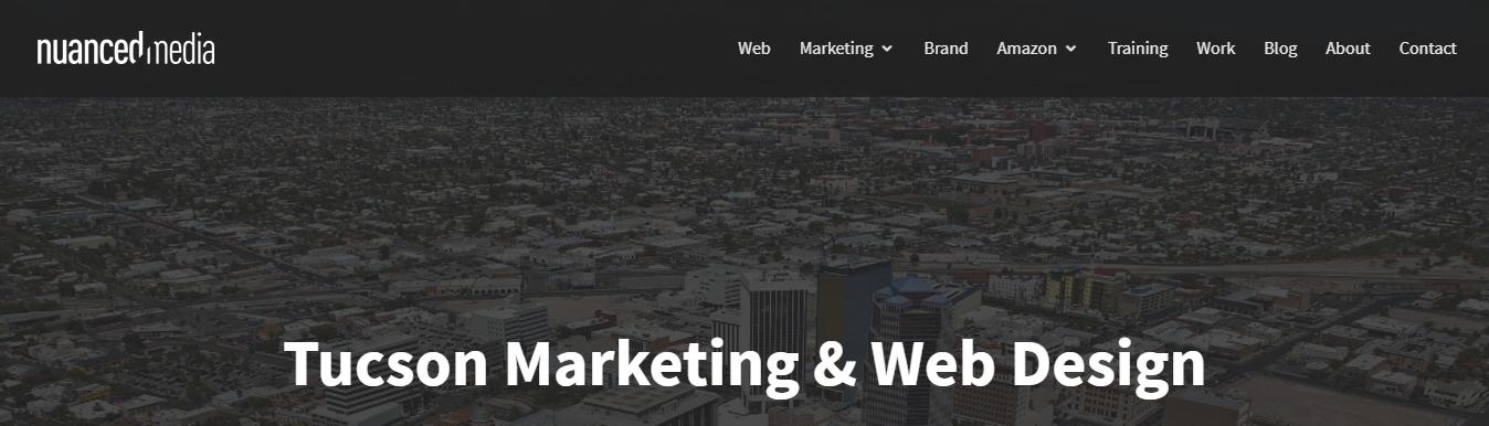 unique Web Designers in Tucson