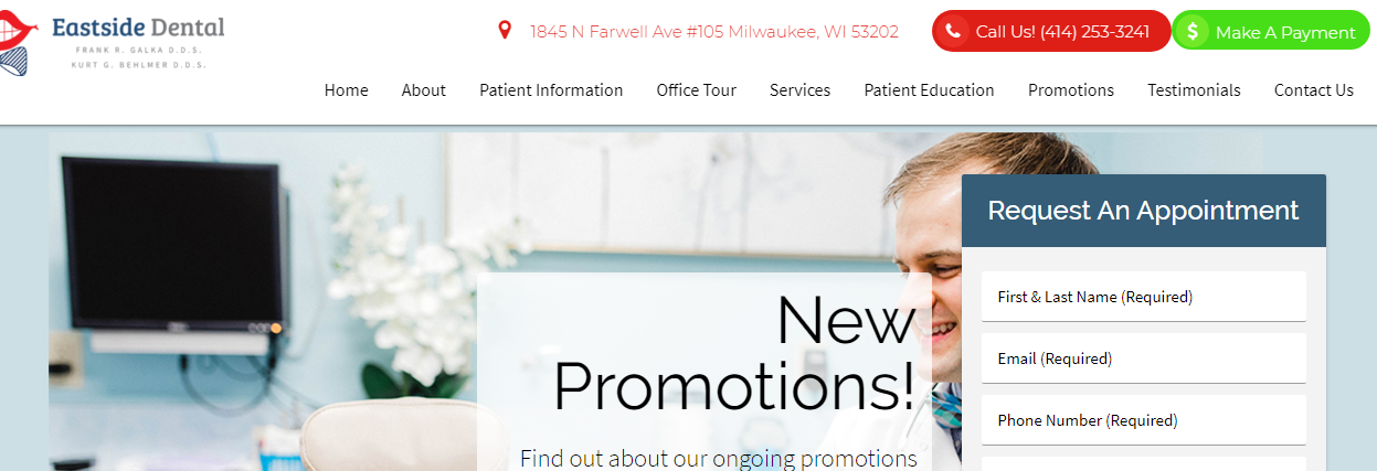 Affordable Dentists in Milwaukee, WI
