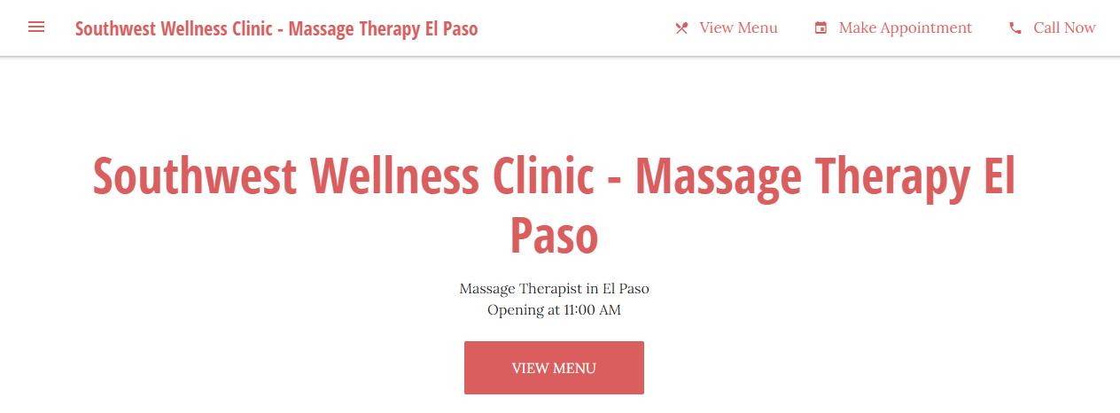 nurturing Thai Massage in El Paso