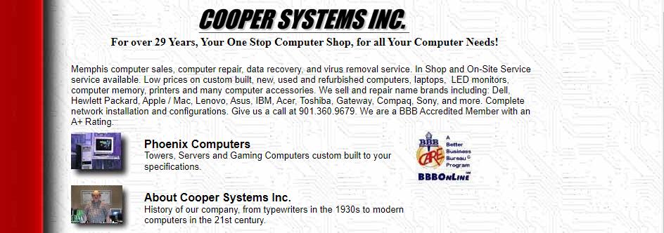 Proficient Computer Repair in Memphis