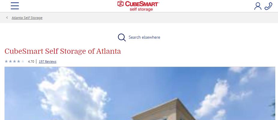Secured Storage in Atlanta