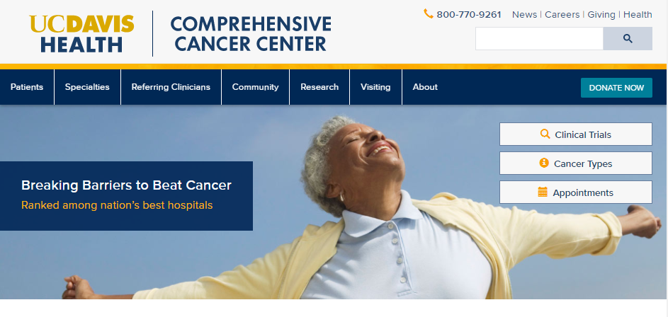 Experienced Oncologists in Sacramento