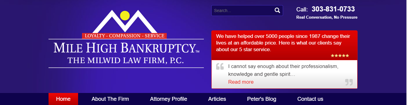 helpful Bankruptcy Attorneys in Denver
