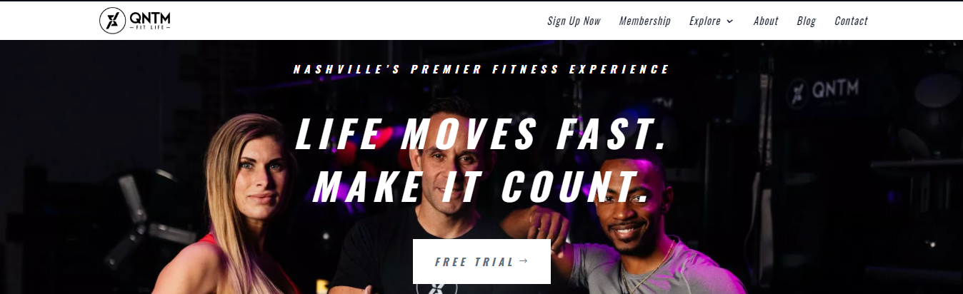 affordable Leisure Centres in Nashville
