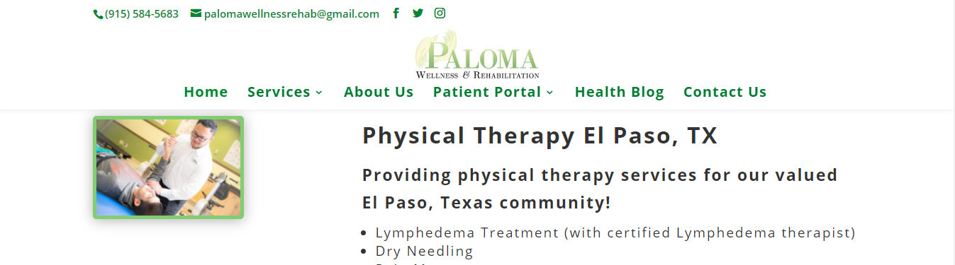 remarkable Physiotherapy in El Paso