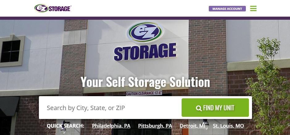 Safe Storage Facilities in Detroit
