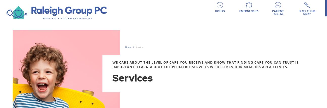 caring Pediatricians in Memphis